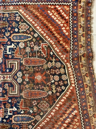 Collectible sw Persian rug 265x140cm