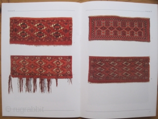 Book: Elmby, Hans. Antikke Turkmenske Taepper V / Antique Turkmen Carpets V, 2003
