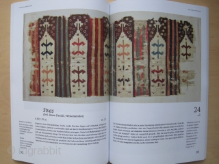 Book: Tomm, Arwed. Faszination Kelim. Gewebte Kunst aus Anatolien (translated: Fascination Kilim. Woven Art of Anatolia), 100 copies worldwide!