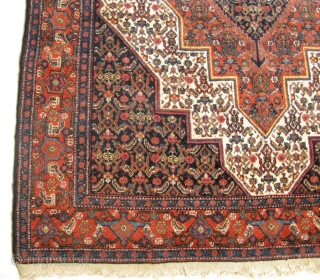 """4' 7"""" x 6' 7"""" Senneh in excellent condition   Includes Shipping      3 Day Returns Policy"""