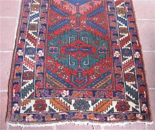 "3' 3"" x 12' 3"" ""At The Gym"" Northwest Persian     Free Ship/U.S.    3 day returns policy"