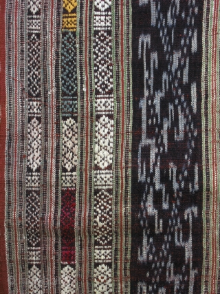 Ceremonial Lao-Tai Tubeskirt -