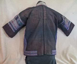 Chinese ethnic minority jacket used for festival