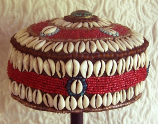 This hat was brought back from Tibet by a nurse who was in Tibet as part of a medical relief team sometime in the 80's. Hat appears to have not been worn  ...