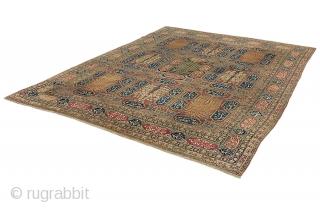 Tabriz - Antique Persian Carpet  Over 120+ years old  https://www.carpetu2.com/