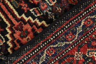 Antique Senneh Persian Carpet. For more details here https://www.carpetu2.com