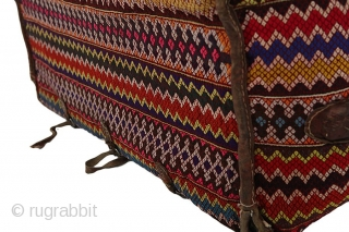 Mafrash - Bedding Bag  Perfect Condition  More info: info@carpetu2.com