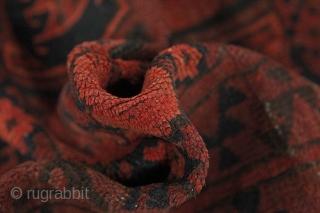 Bokhara - Turkaman   Antique Turkmenian Carpet  335x237 cm  https://www.carpetu2.com/