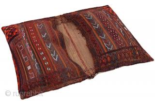 Luri Bakhtiari- Saddle Bag Persian Carpet  Perfect Condition  More info: info@carpetu2.com