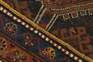 Luri Persian runner.  More here https://www.carpetu2.com