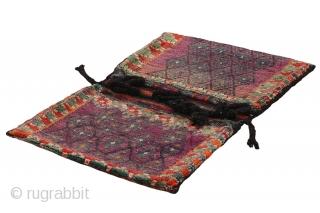 Jaf - Saddle Bag Persian Carpet  More info: info@carpetu2.com