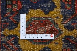 Antique Bijar Oriental Carpet. circa 1920. More info https://www.carpetu2.com