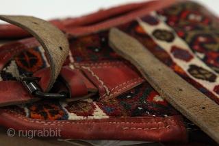 Mafrash - Bedding Bag Persian Textile  Perfect Condition  More info: info@carpetu2.com