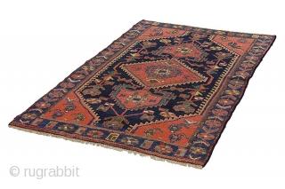 Bijar - Kurdi - Antique Persian Carpet   More info: info@carpetu2.com