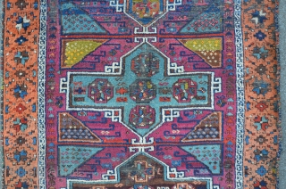 East Anatolian Yuruk, 207 x 105 cm