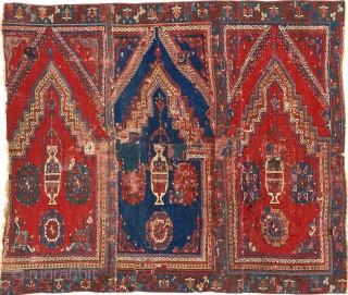 """Webinar: """"Earthly Beauty, Heavenly Art: Carpets for Prayer"""" Saturday, June 12, 2021, *10 a.m. Pacific Time,* presented by Textile Museum Associates of Southern California with Sumru Belger Krody, Senior Curator, The Textile  ..."""