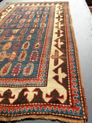 Early Kazak or Shirvan.