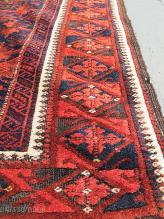 Large, intricate Baluch
