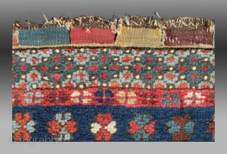 "Shahsevan / Kurd( ?) Bag Face, NW Persia, 19th C., 1'8"" x 1'6""