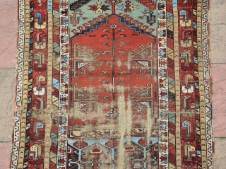 Ladik prayer rug 19th Century
