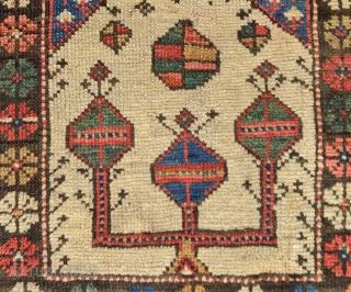 anatolian  mihalicik  ( eskisehir)  cm  1.06 x 0,82 19th century good  condition  natural  colors
