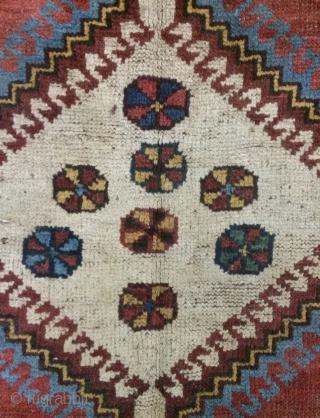 Qhasgai carpet size 270x165cm