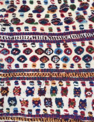 Qhasgai horse cover size 154x150 cm