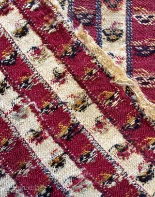 Kerman very fine a Textile size 130x90cm