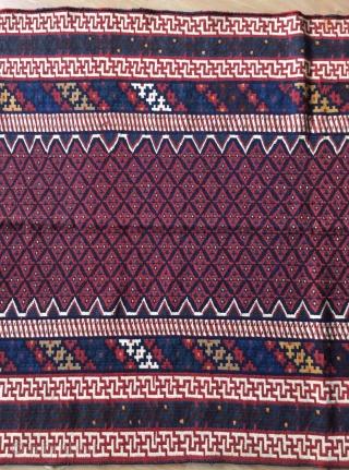 very nice a Bahtiyar kilim size 400x130cm