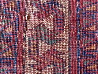 Qhasgai tent entry double panel.. size 200x180cm