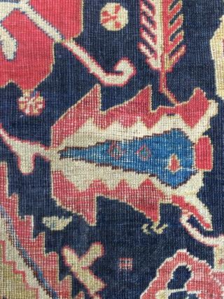 Qhasgai shekerlu carpet  size 4x6ft