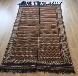 Very nice Qhasgai sumach kilim size 240x150cm