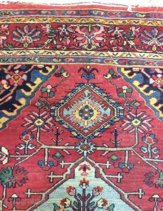 Bijar carpet  size 215x146cm