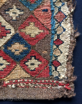 Kurdish Shahsavan bag size 30x26cm