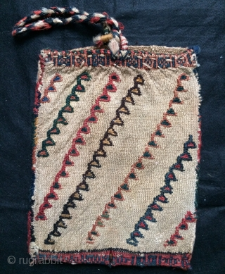 Rare Qhasgai Bag size 41x31cm