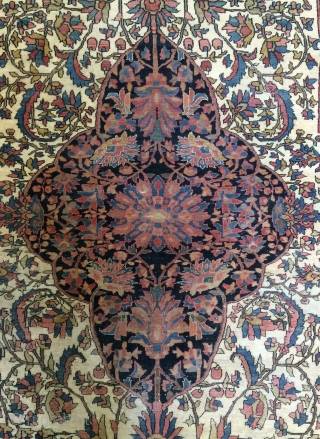 Persian carpet size 160x110cm
