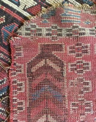 Nort West Kurdish fragmand size 100x60cm