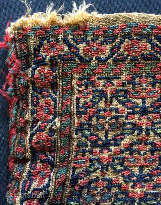 Shahsevan Bag size 25x24cm