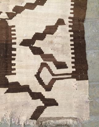 Anatolian  kilim size 220x140 cm