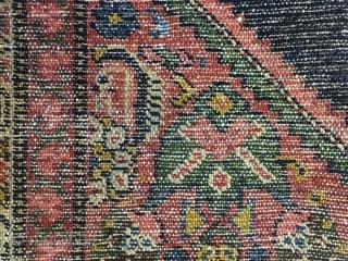 Kurdish Sinneh  or Senendehc horse cover size 130x130cm