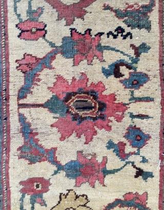 Bidjar Fragmand carpet size 103x207cm