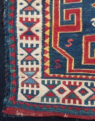 Shahsavan khamamlu bag size 32x31cm