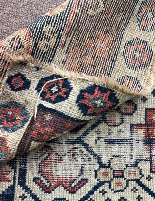 Shahsavan carpet size 260x110cm