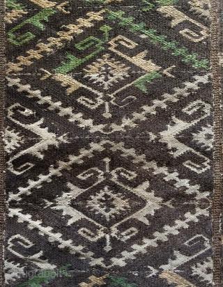 Fragmand Textille size 46x22cm