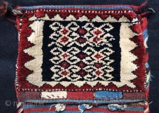 Shahsavan saddle bag size 20x29cm 21x29cm