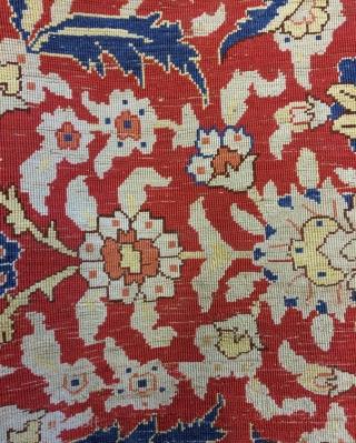 Turkish Hereke silk carpet size 156x103cm