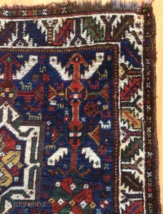 Qhasgia small carpet size 126x87cm