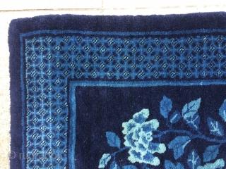 Chine patau carpet size 170x94cm