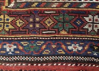 Kurdish carpet size 290x115cm