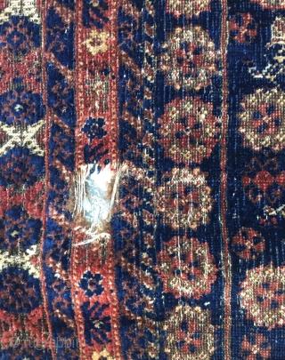 Beluch Carpet circa 1830s size 164x90cm
